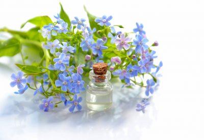naturalne kosmetyki kwiaty
