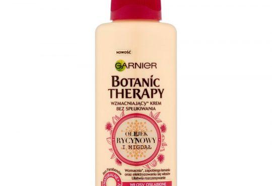 krem do włosów z serii Botanic Therapy firmy Garnier
